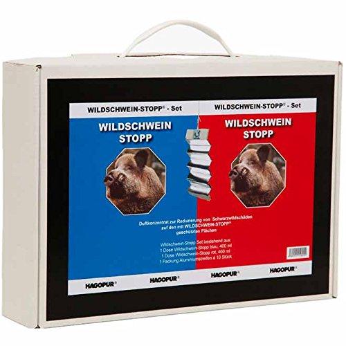 Hagopur Set - Wildschwein-Stopp