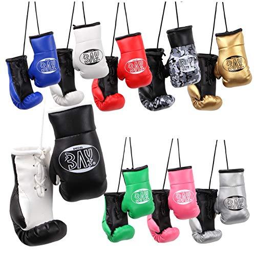 BAY® Mini Boxhandschuhe Paar schwarz