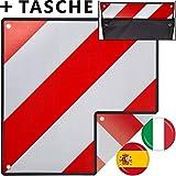 MATADORES 2:1 - Cartello di avvertimento Italia Spagna con borsa
