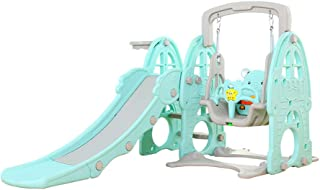 Toddler Climber and Swing Set Combination of Swing Slide for Outdoor & Indoor & Garden Playground