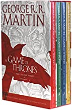 game of thrones graphic novel set