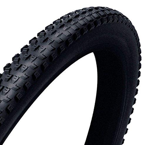 CHAOYANG Double Hammer Tubeless Ready Cubierta para Bicicleta, Unisex Adulto, Negro/Black, 27.5 x 2.25