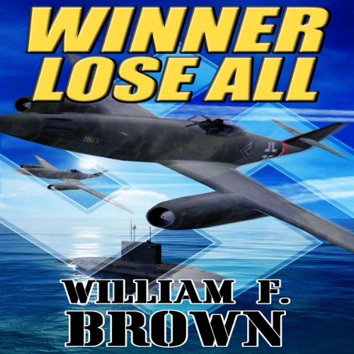 Winner Lose All audiobook cover art