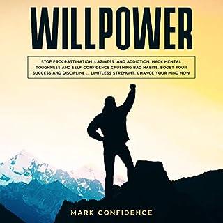 Willpower cover art