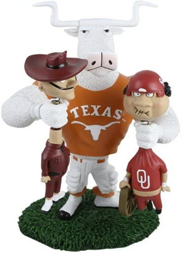 Texas Longhorns Double Choke Figurine product image