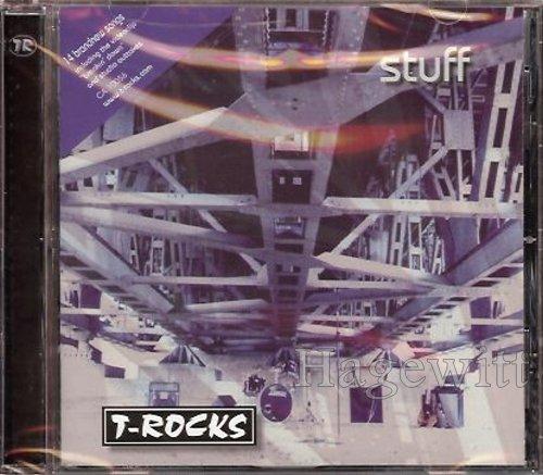T-Rocks - Stuff (Enhanced CD incl. Video