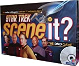 Star Trek Scene It? DVD Game with Real TV and Movie Clips by Star Trek