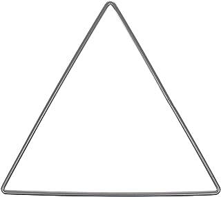 Best metal hoop craft triangles Reviews