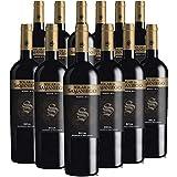 Solar de Samaniego – Vino Tinto Reserva 2014 Denominación de Origen Calificada Rioja Alavesa, Variedad Tempranillo, 12 meses en barrica – Caja de 12 botellas x 750 ml – Total: 9000 ml