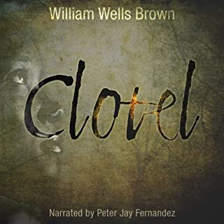 Clotel audiobook cover art