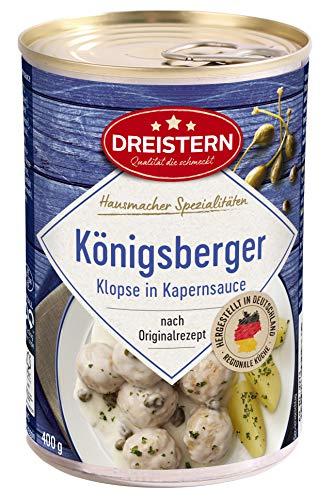 Dreistern 4 Königsberger Klopse, 400 g