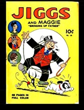 jiggs and maggie comic book