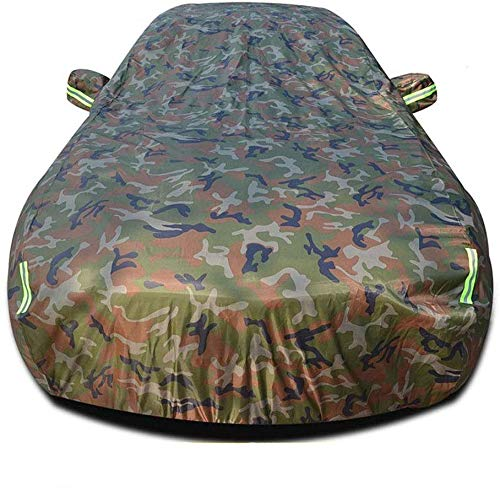 Car Cover Protection Compatible with Citroen Jumper Combi Garden Car Covers for Automobiles Waterproof Exterior All Weather Car Cloth Breathable Dust Proof Car Shelter UV Protection Car Tent Windproof