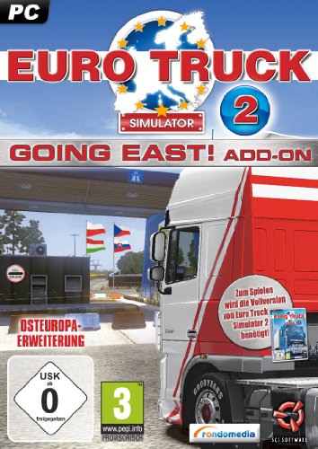 Euro Truck Simulator 2: Going East Add-On