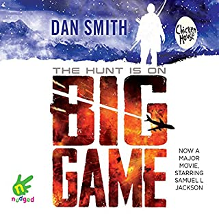 Big Game cover art