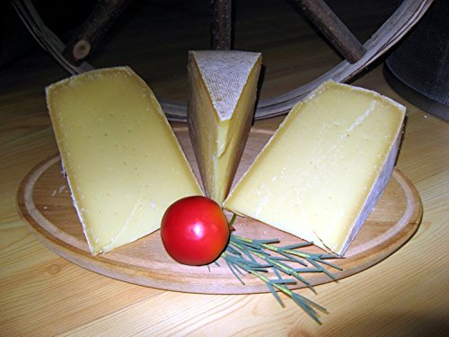 Tischparmesankäse Stravecchio Montanaro ca. 500 gr. - Sennerei Drei Zinnen