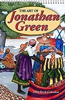 Art of Jonathan Green Calendar