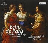 Echo De Paris: Canciones Barrocas Francesas