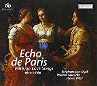 Echo De Paris Parisian Love Songs