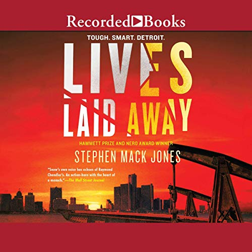 Lives Laid Away audiobook cover art