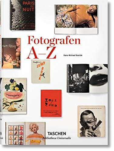 Fotografen A-Z: Meister und ihre Monografien