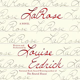 LaRose audiobook cover art