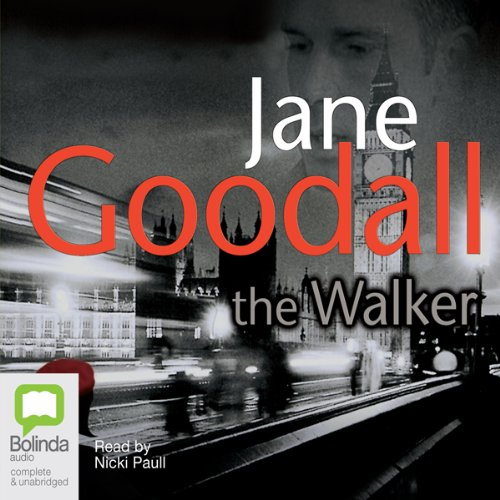 The Walker audiobook cover art
