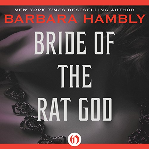 Bride of the Rat God audiobook cover art