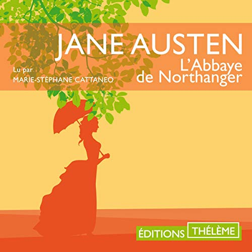 L'Abbaye de Northanger audiobook cover art