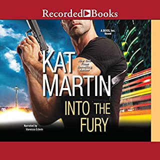 Into the Fury audiobook cover art