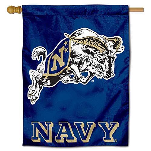 College Flags & Banners Co. US Navy Academy House Flag