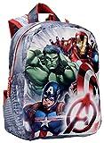 Avengers Reactive Zainetto per Bambini, 27 cm, Multicolore
