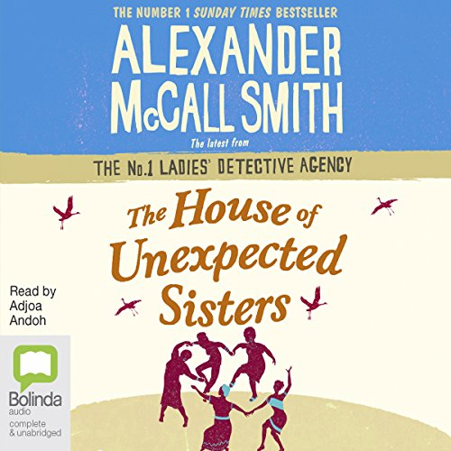 The House of Unexpected Sisters Titelbild