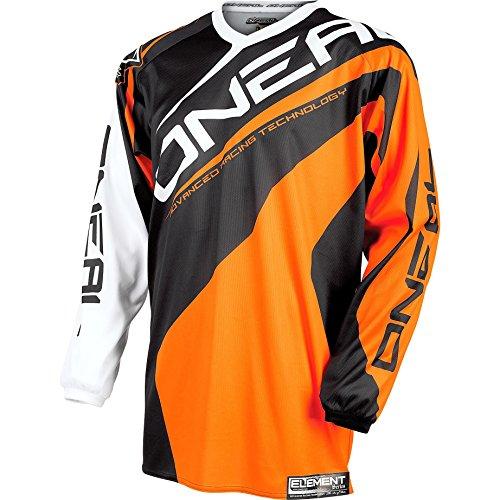 Oneal Element Racewear Jersey, Farbe orange, Größe L