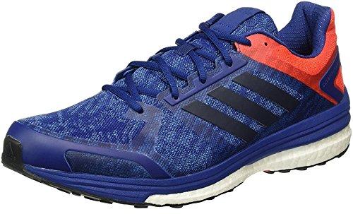 adidas Supernova Sequence 9 M, Zapatillas de Running para Hombre, Multicolor (Tinuni/Maruni/Azuray), 47 1/3 EU