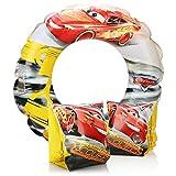 Com-four - Set di 2 galleggianti per bambini con pneumatici e braccioli per bambini