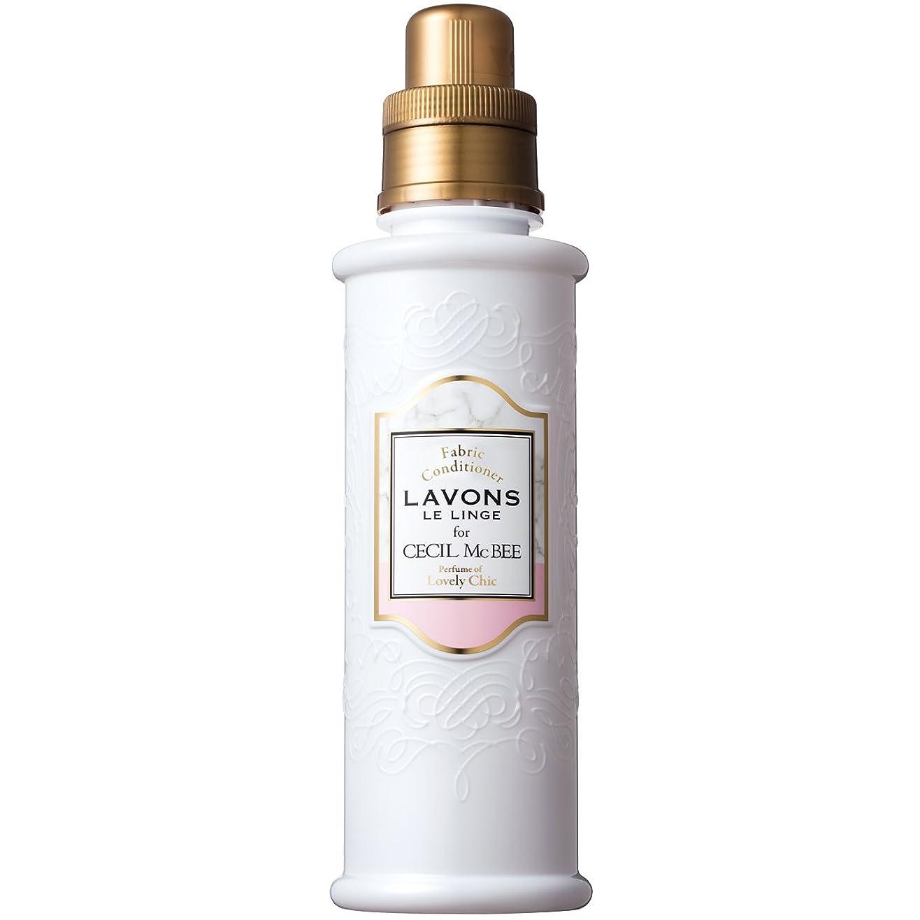 バングラデシュ被害者熱意ラボン 柔軟剤 ラブリーシックの香り 600ml