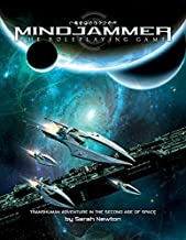 Mindjammer: The Roleplaying Game: Transhuman Adventure in the Second Age of Space