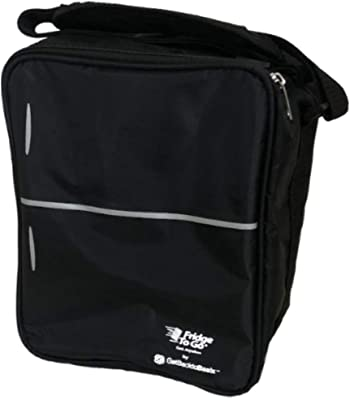 Fridge-to-Go Insulated Fridge 12-Can Cooler Bag - Family Adventure Pack