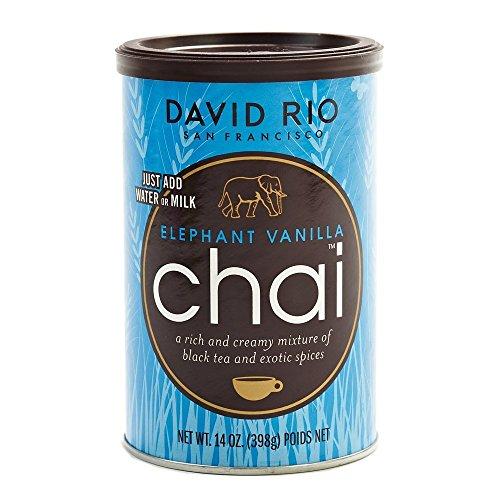 Chai Tea Elephant Vanilla David Rio 2 Dosen je 398 g