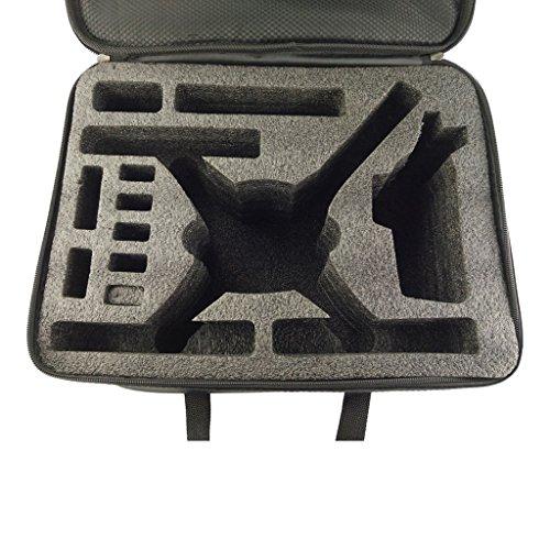 Baoblaze Estuche Portátil Liviano para Drone Quadcopter Syma X5C X5S X5SW RC