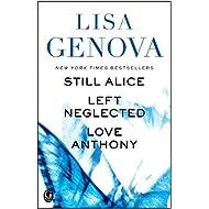 Lisa Genova eBox Set: Still Alice, Left Neglected, and Love Anthony