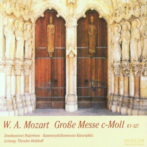 Große Messe (Konzert-Mitschnitt vom 24.09.1999 im Hohen Dom zu Paderborn)