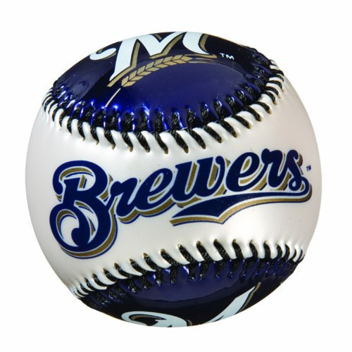 Franklin Sports MLB-Mannschaft Baseball, Milwaukee Brewers