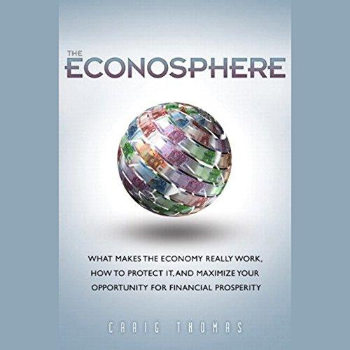 The Econosphere audiobook cover art