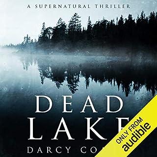 Dead Lake audiobook cover art