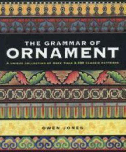 The Grammar of Ornament by Owen Jones Published by A & C Black Publishers Ltd (2008)