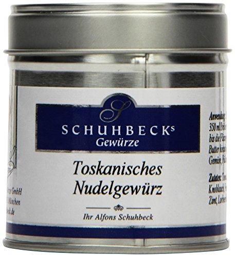 Schuhbecks Toskanisches Nudelgewürz, 3er Pack (3 x 50 g)