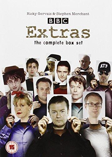 Extras-the Collection [Edizione: Regno Unito]