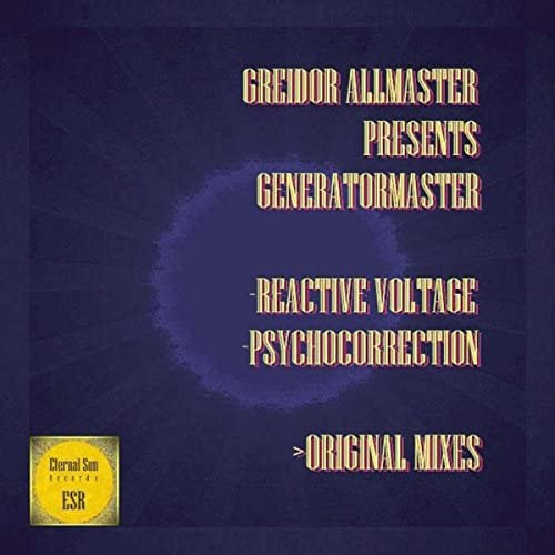 Greidor Allmaster presents Generatormaster